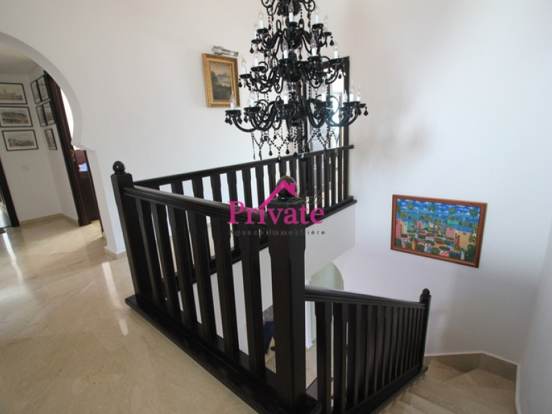 Vente,Villa 280 m² GHANDOURI,Tanger,Ref: VA243 4 Bedrooms Bedrooms,3 BathroomsBathrooms,Villa,GHANDOURI,1720