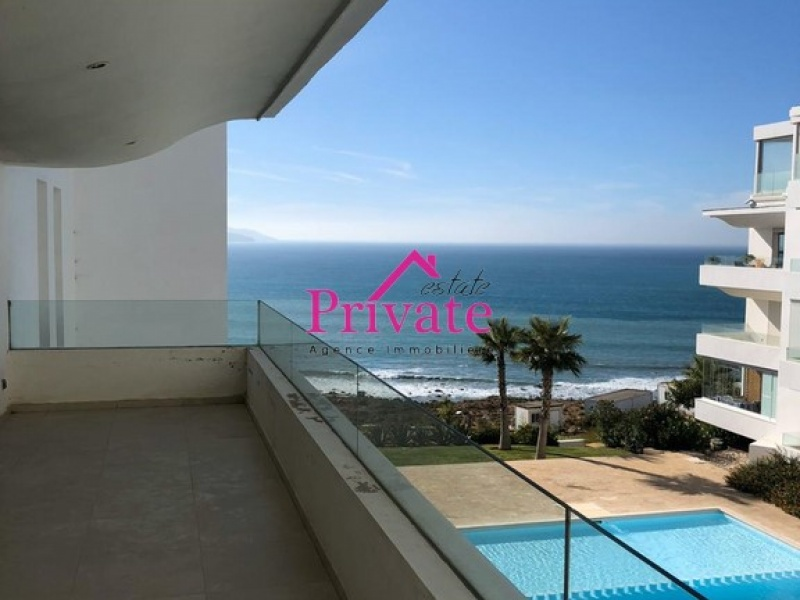 Vente,Appartement 120 m² CAP TiNGIS,Tanger,Ref: VA249 2 Bedrooms Bedrooms,2 BathroomsBathrooms,Appartement,CAP TiNGIS,1749