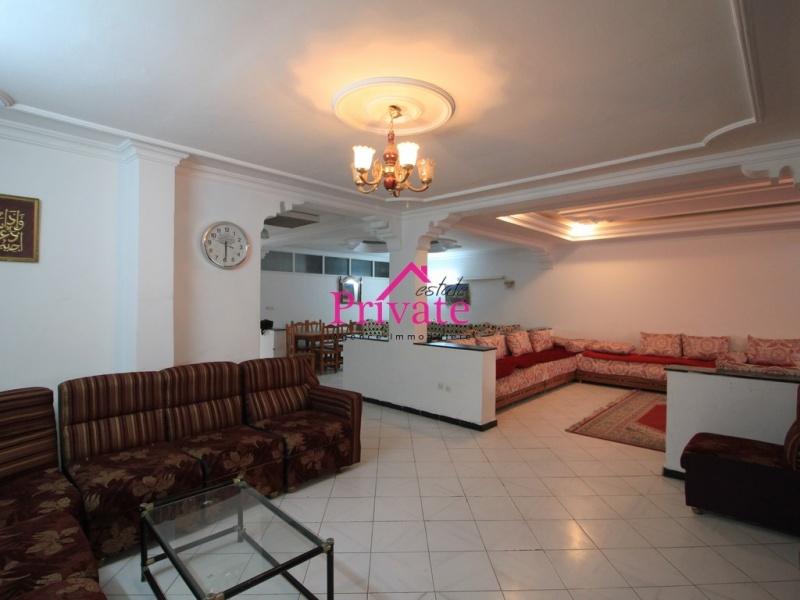 Vente,Appartement 190 m² CENTRE VILLE ,Tanger,Ref: VA262 2 Bedrooms Bedrooms,2 BathroomsBathrooms,Appartement,CENTRE VILLE ,1801