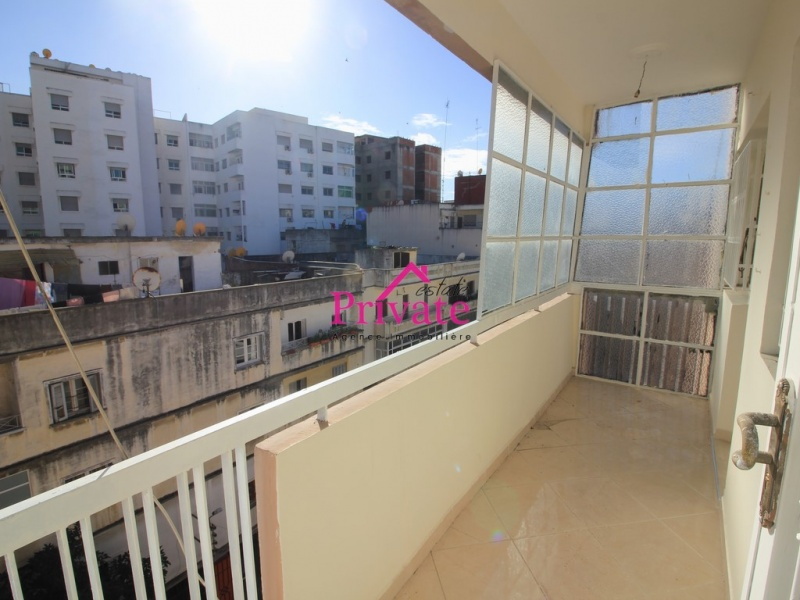 Vente,Appartement 123 m² QUARTIER CASTILLA,Tanger,Ref: VS281 3 Bedrooms Bedrooms,1 BathroomBathrooms,Appartement,QUARTIER CASTILLA,1855