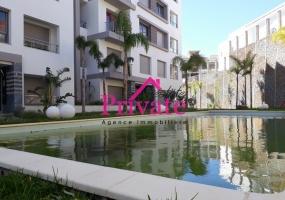 Vente,Appartement 140 m² MALABATA CASINO,Tanger,Ref: VA154 3 Bedrooms Bedrooms,2 BathroomsBathrooms,Appartement,MALABATA CASINO,1262