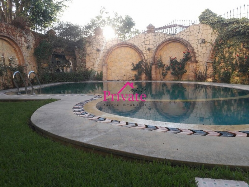 Vente,Villa 400 m² ,Tanger,Ref: LA163 5 Bedrooms Bedrooms,4 BathroomsBathrooms,Villa,1328