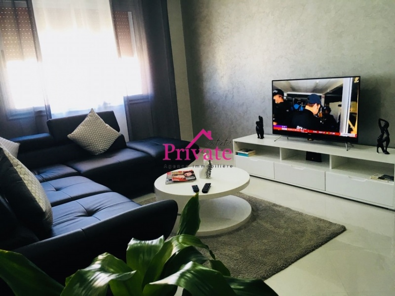 Location,Appartement 100 m² ,Tanger,Ref: LA319 2 Bedrooms Bedrooms,2 BathroomsBathrooms,Appartement,1341