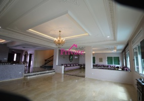 Vente,Villa 820 m² ,Tanger,Ref: VA190 6 Bedrooms Bedrooms,2 BathroomsBathrooms,Villa,1479